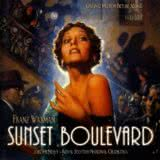 Маленькая обложка диска с музыкой из фильма «Бульвар Сансет»