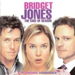 Обложка к диску с музыкой из фильма «Бриджит Джонс: Грани разумного»