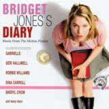 Маленькая обложка диска c музыкой из фильма «Дневник Бриджет Джонс»