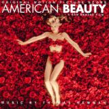 Маленькая обложка диска c музыкой из фильма «Красота по-американски»