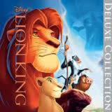 Маленькая обложка диска c музыкой из мультфильма «Король Лев»
