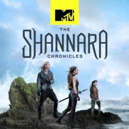 Обложка к диску с музыкой из сериала «Хроники Шаннары (1 сезон)»