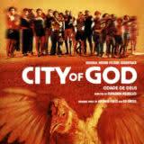 Маленькая обложка диска c музыкой из фильма «Город Бога»