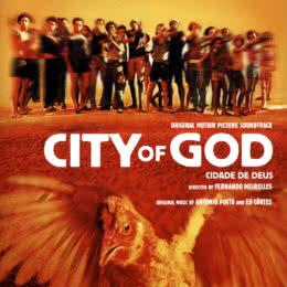 Обложка к диску с музыкой из фильма «Город Бога»