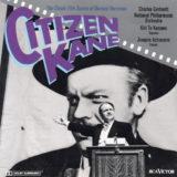 Маленькая обложка диска c музыкой из фильма «Гражданин Кейн»