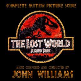 Обложка к диску с музыкой из фильма «Парк юрского периода: Затерянный мир (Complete Edition)»