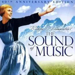 Обложка к диску с музыкой из фильма «Звуки музыки (Special Edition)»