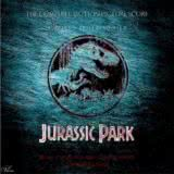 Маленькая обложка диска с музыкой из фильма «Парк юрского периода (Complete Edition)»