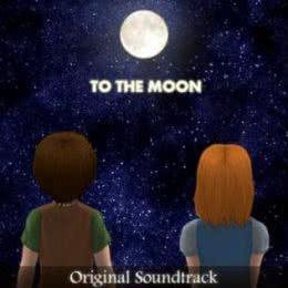 Обложка к диску с музыкой из игры «To the Moon»