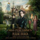 Маленькая обложка диска с музыкой из фильма «Дом странных детей Мисс Перегрин»