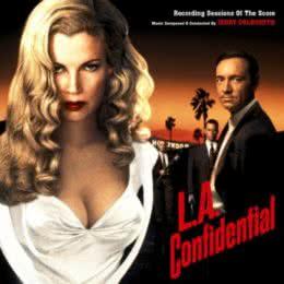 Обложка к диску с музыкой из фильма «Секреты Лос-Анджелеса»