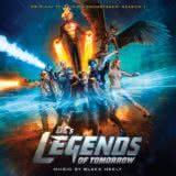 Маленькая обложка диска с музыкой из сериала «Легенды завтрашнего дня (1 сезон)»