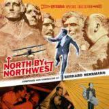 Маленькая обложка диска с музыкой из фильма «На север через северо-запад»