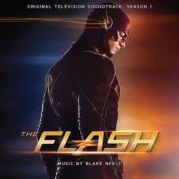 Обложка к диску с музыкой из сериала «Флэш (1 сезон)»