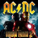 Маленькая обложка диска c музыкой из фильма «Железный человек 2»