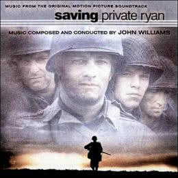 Обложка к диску с музыкой из фильма «Спасти рядового Райана»