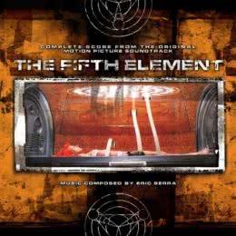 Обложка к диску с музыкой из фильма «Пятый элемент (Complete Edition)»