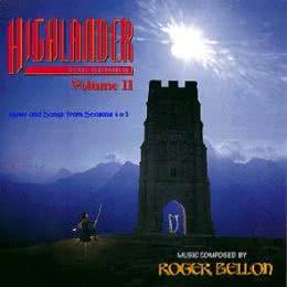 Обложка к диску с музыкой из сериала «Горец (Volume 2)»
