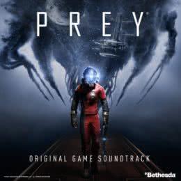 Обложка к диску с музыкой из игры «Prey»