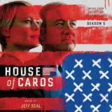 Маленькая обложка диска с музыкой из сериала «Карточный домик (5 сезон)»