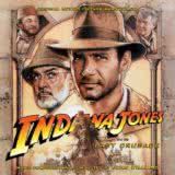 Маленькая обложка диска c музыкой из фильма «Индиана Джонс и последний крестовый поход»