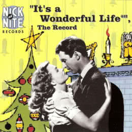 Обложка к диску с музыкой из фильма «Эта замечательная жизнь»
