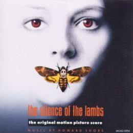 Обложка к диску с музыкой из фильма «Молчание ягнят»