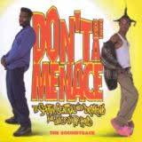 Маленькая обложка диска c музыкой из фильма «Не грози Южному Централу, попивая сок у себя в квартале»