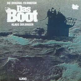 Обложка к диску с музыкой из фильма «Подводная лодка»