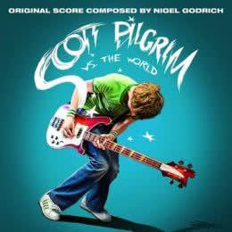 Обложка к диску с музыкой из фильма «Скотт Пилигрим против всех»