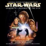 Маленькая обложка диска с музыкой из фильма «Звездные войны. Эпизод III: Месть ситхов»