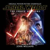 Маленькая обложка диска c музыкой из фильма «Звёздные войны: Пробуждение Силы»