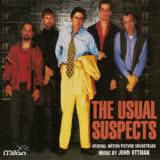 Маленькая обложка диска с музыкой из фильма «Подозрительные лица»