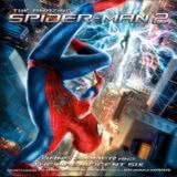 Маленькая обложка диска с музыкой из фильма «Новый Человек-паук. Высокое напряжение»