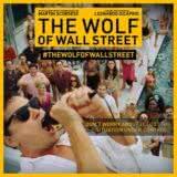 Маленькая обложка диска c музыкой из фильма «Волк с Уолл-стрит»