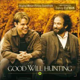 Обложка к диску с музыкой из фильма «Умница Уилл Хантинг»