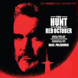 Обложка к диску с музыкой из фильма «Охота за «Красным Октябрем»»