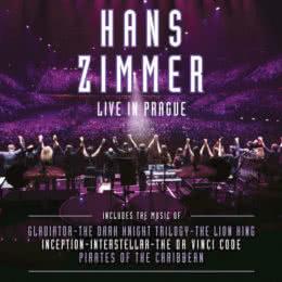 Обложка к диску с музыкой из сборника «Live in Prague»