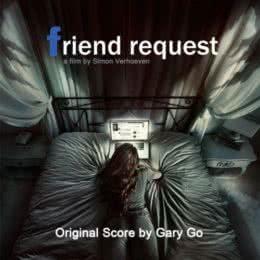 Обложка к диску с музыкой из фильма «Запрос в друзья»