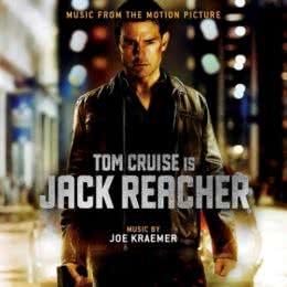 Обложка к диску с музыкой из фильма «Джек Ричер»