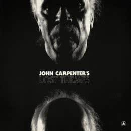 Обложка к диску с музыкой из сборника «John Carpenter - Lost Themes»