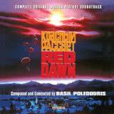 Маленькая обложка диска с музыкой из фильма «Красный рассвет»