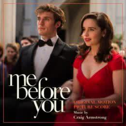 Обложка к диску с музыкой из фильма «До встречи с тобой»