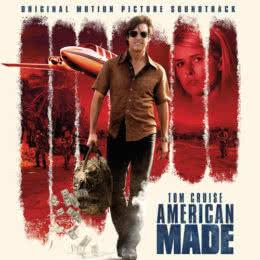 Обложка к диску с музыкой из фильма «Сделано в Америке»