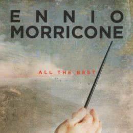Обложка к диску с музыкой из сборника «Эннио Морриконе: Лучшее»