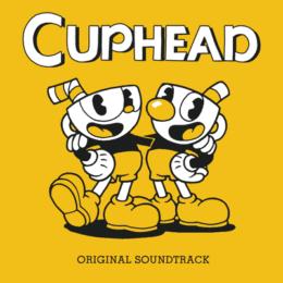 Обложка к диску с музыкой из игры «Cuphead»