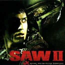 Обложка к диску с музыкой из фильма «Пила 2»
