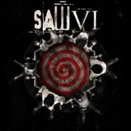 Обложка к диску с музыкой из фильма «Пила 6»