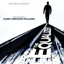 Обложка к диску с музыкой из фильма «Великий уравнитель»
