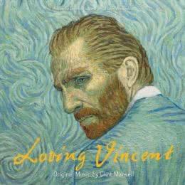 Обложка к диску с музыкой из фильма «Ван Гог. С любовью, Винсент»